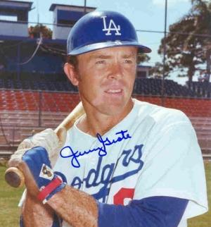 LA - Jerry Grote pose