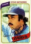 Steve Ontiveros card