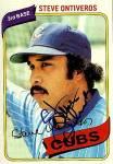 Steve Ontiveros card