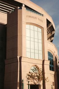 Comiskey Park Facade
