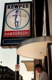 Chicago, 1993 - Kewpee