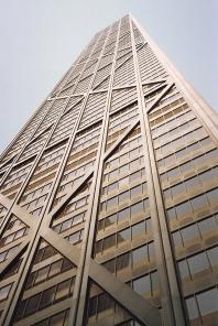 John Hancock Center, Chicago - 7-27-93