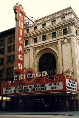 Chicago Theatre 7-31-93