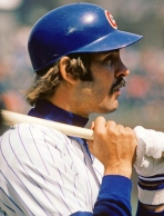 CHI-N - Dave Kingman with bat crop