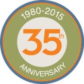 SP78 35th Anniverary - logo